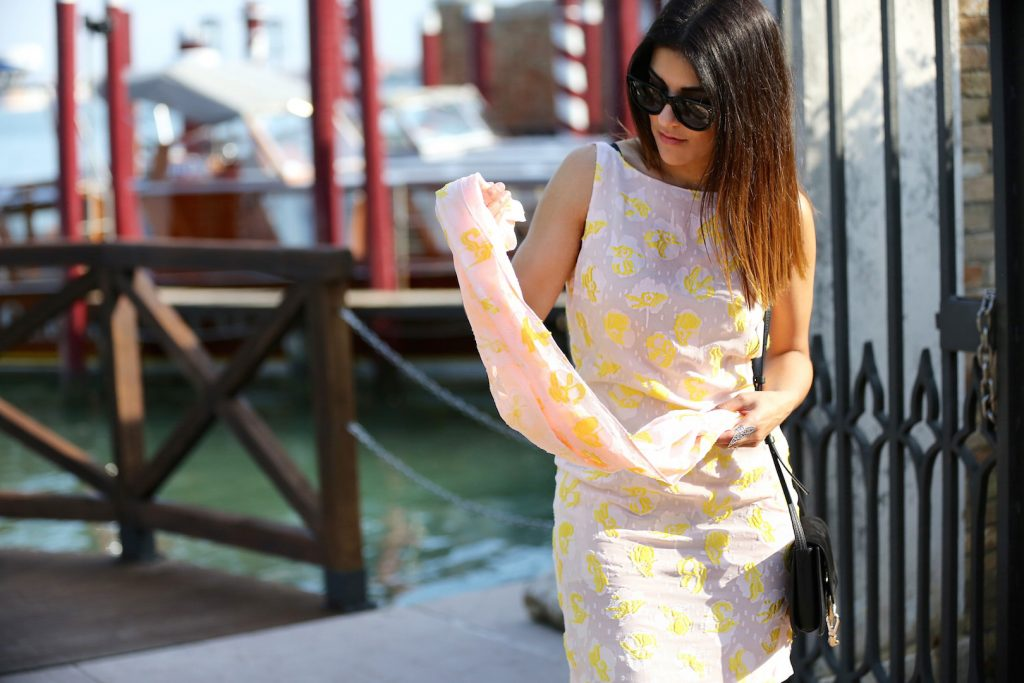 Strenesse Dress in Venice
