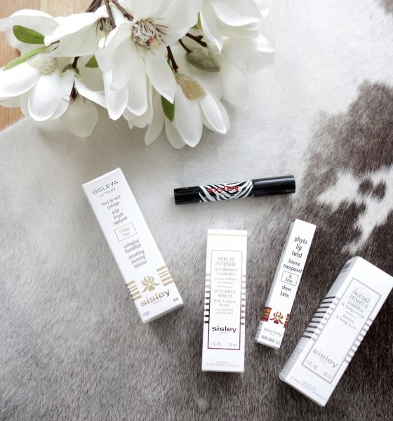 Sisley Beauty Review | New  Makeup & Skincare