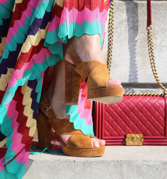 How to wear the Low Budget Missoni Look