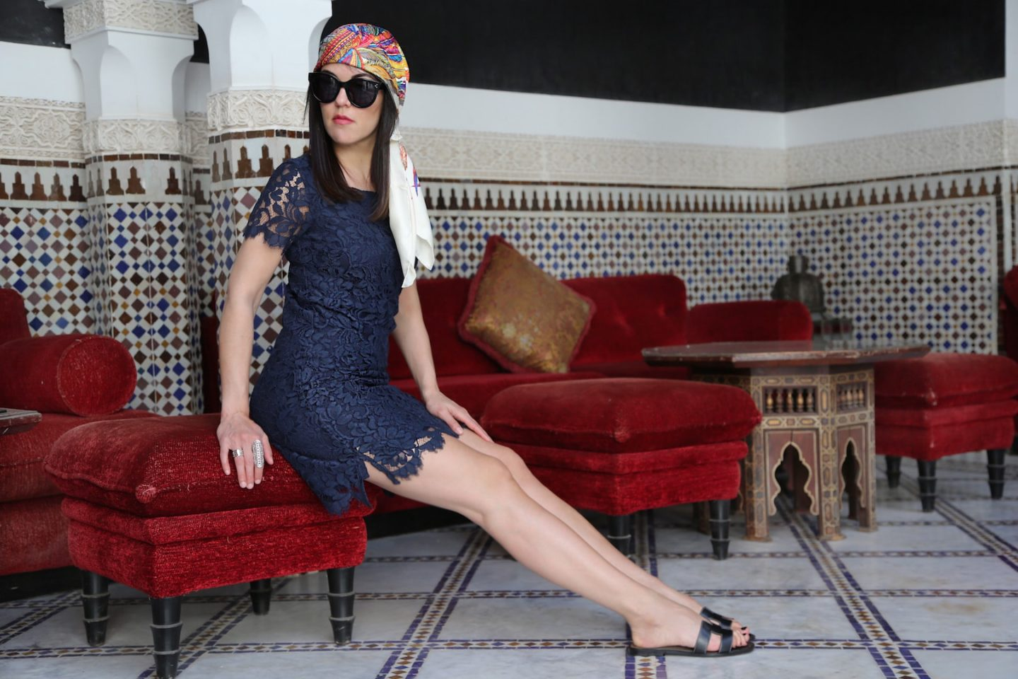 Like a Princess in Marrakech